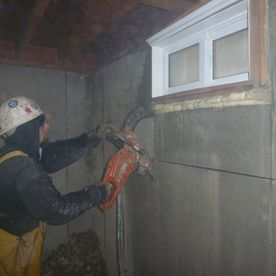 wall sawing